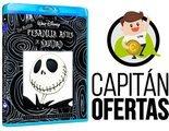 Las mejores ofertas en DVD y Blu-Ray: 'Pesadilla antes de Navidad', 'Cars', y 'Narcos'