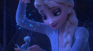 'Frozen 2': Bruni la salamandra, el nuevo personaje de Disney que ya tiene a los fans enamorados