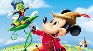 'Las aventuras de Bongo, Mickey y las judías mágicas', clásico Disney perdido en el tiempo