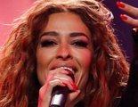Eleni Foureira, pletórica tras escuchar 'Fuego' en 'Élite'