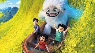 DreamWorks y su 'Abominable' lideran la taquilla de EE.UU.