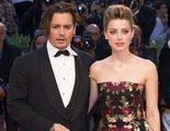 La estrella de Johnny Depp en el Paseo de la Fama aparece pintada con insultos en plena batalla legal con Amber Heard