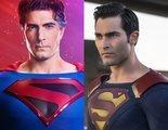 Primera imagen de los dos Superman de Brandon Routh y Tyler Hoechlin juntos en el 'Arrowverso'