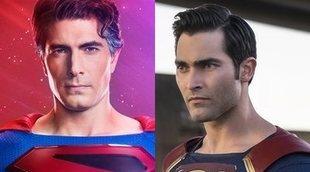 Primera imagen de los dos Superman juntos de Tyler Hoechlin y Brandon Routh