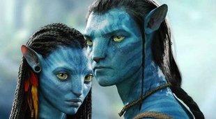James Cameron en su salsa en la nueva foto del rodaje de 'Avatar 2'