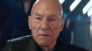 'Star Trek Picard' lanza tráiler con nuevos regresos