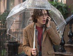 Crítica de 'Día de lluvia en Nueva York'