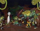 Tráiler de 'Rick y Morty', cuya cuarta temporada llegará a HBO España y TNT el 10 de noviembre