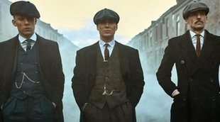 Brad Pitt quiere un papel en 'Peaky Blinders'