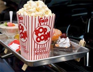 ¿Seguro que es ilegal entrar a los cines con comida del exterior?