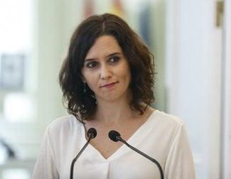 """Díaz Ayuso no considera Telemadrid como un """"servicio público esencial"""""""