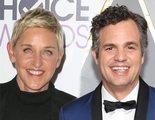 Mark Ruffalo critica en redes a Ellen DeGeneres por su amistad con Bush