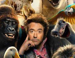 El tráiler de 'Dolittle' con Robert Downey Jr. es épico