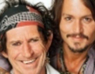 Depp dirigirá un documental sobre Keith Richards