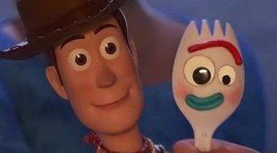 Descubre cómo se creó a Forky, la revelación de 'Toy Story 4'