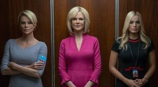 Tráiler de 'El escándalo': Ya suenan para Oscar Charlize Theron y Margot Robbie
