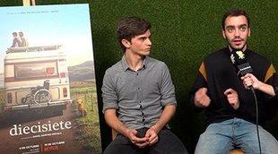 Hablamos con el director y los protagonistas de 'Diecisiete'