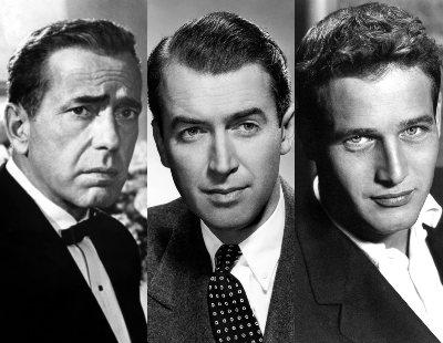 De Humphrey Bogart a Robert Redford: Los galanes del cine del Hollywood clásico