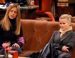 Jennifer Aniston y Reese Witherspoon recrean una escena de 'Friends' (gracias a la memoria de Reese)