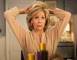 Jane Fonda detenida de nuevo junto a Sam Waterston por protestar contra el cambio climático