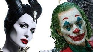 'Maléfica: Maestra del mal' no puede con 'Joker' en la taquilla española