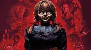 Lanzamientos DVD y Blu-Ray: 'Annabelle vuelve a casa' y 'La forma del agua'