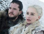 'Juego de Tronos': Jason Momoa, Kit Harington y Emilia Clarke protagonizan un 'peludo' reencuentro