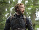 'Vengadores: Infinity War' decidió prescindir de una asquerosa escena protagonizada por Capitán América