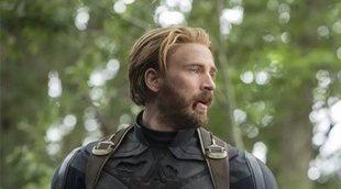 La asquerosa escena de Capitán América que no vimos en 'Infinity War'