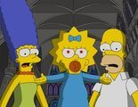 'Los Simpson' se ríen de 'Stranger Things', 'La forma del agua' y 'La profecía' en su especial de Halloween