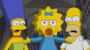'Los Simpson' se ríen de 'Stranger Things' y 'La forma del agua'