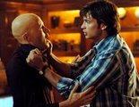 Los protagonistas de 'Smallville', Tom Welling y Michael Rosenbaum, reunidos en un avión