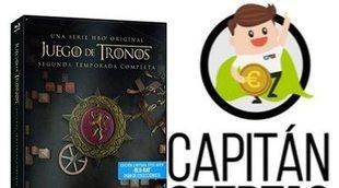 Las mejores ofertas en DVD y Blu-ray: 'Harry Potter' y 'The Walking Dead'
