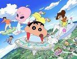 'Shin Chan y KulETe, el extraterrestre': Otro estupendo regreso al cine