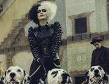 'Cruella': Emma Stone luce el animal print en las nuevas fotos del rodaje