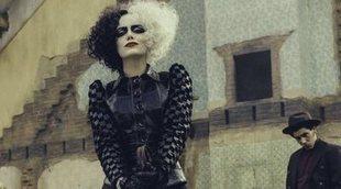 Nuevas fotos de Emma Stone en el rodaje de 'Cruella'