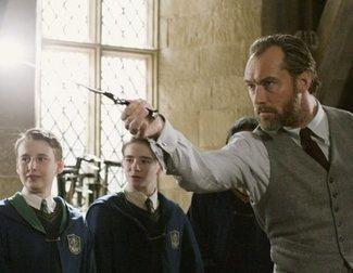 'Animales fantásticos 3' se centrará más en Hogwarts y Dumbledore