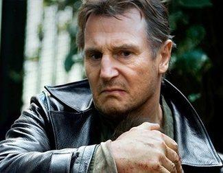 Primera imagen de la nueva película de acción de Liam Neeson