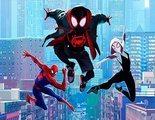 El Spider-Man japonés podría aparecer en la secuela de 'Spider-Man: Un nuevo universo'