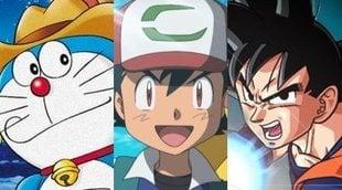 Las sagas cinematográficas anime más taquilleras