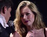 Las redes se vuelcan con Ester Expósito tras el lamentable espectáculo de César Vicente en la gala de Los 40