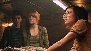 Justice Smith y Daniella Pineda volverán en 'Jurassic World 3'
