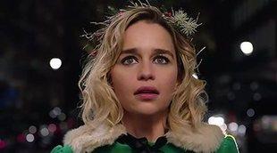 Emilia Clarke en pie de guerra contra los spoilers de 'Last Christmas'