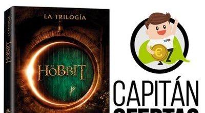 Las mejores ofertas en DVD y Blu-ray: 'Parque Jurásico', 'El Hobbit' e 'Hijos de la Anarquía'