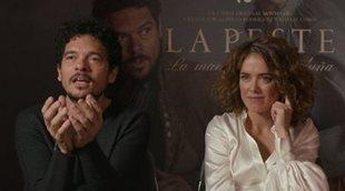 Los actores de 'La peste' explican cómo fue rodar una 2ª temporada más épica