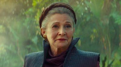 La ausencia de Carrie Fisher no ha cambiado los planes que 'Star Wars' tenía para Leia