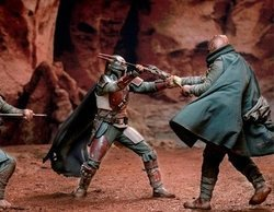 'The Mandalorian' homenajea al especial navideño de 'Star Wars'