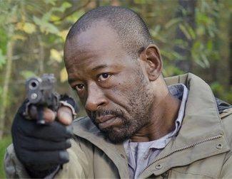 ¿Veremos a Morgan en las películas de 'The Walking Dead'? Lennie James responde