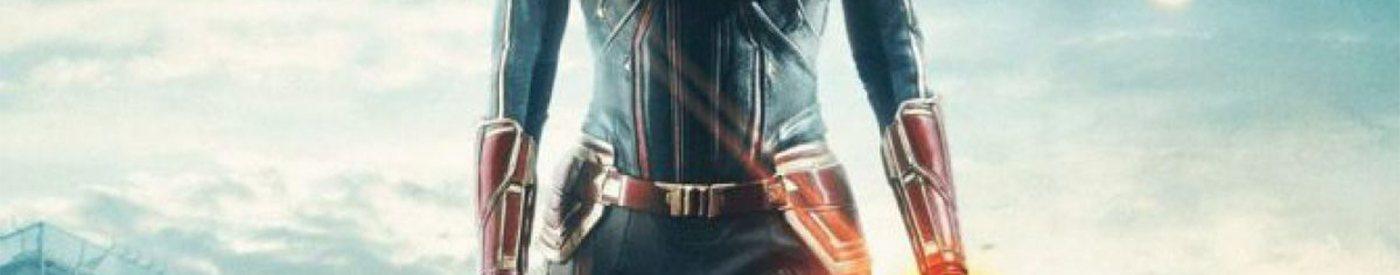 Así presentaba inicialmente 'La era de Ultrón' a la Capitana Marvel