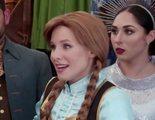 El reparto de 'Frozen 2' monta un espectacular musical en un paso de cebra en Los Ángeles